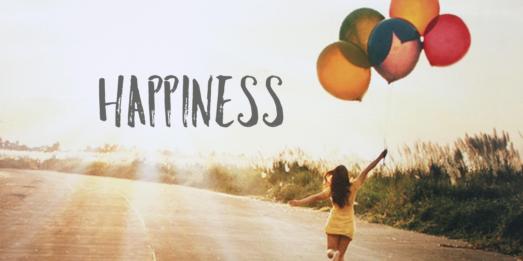 ความสุข
